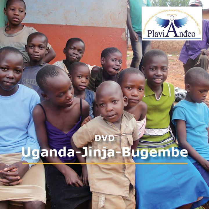 001 DVD iz Ugande