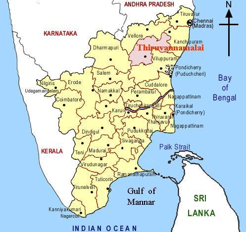 Tiruvannmalai India