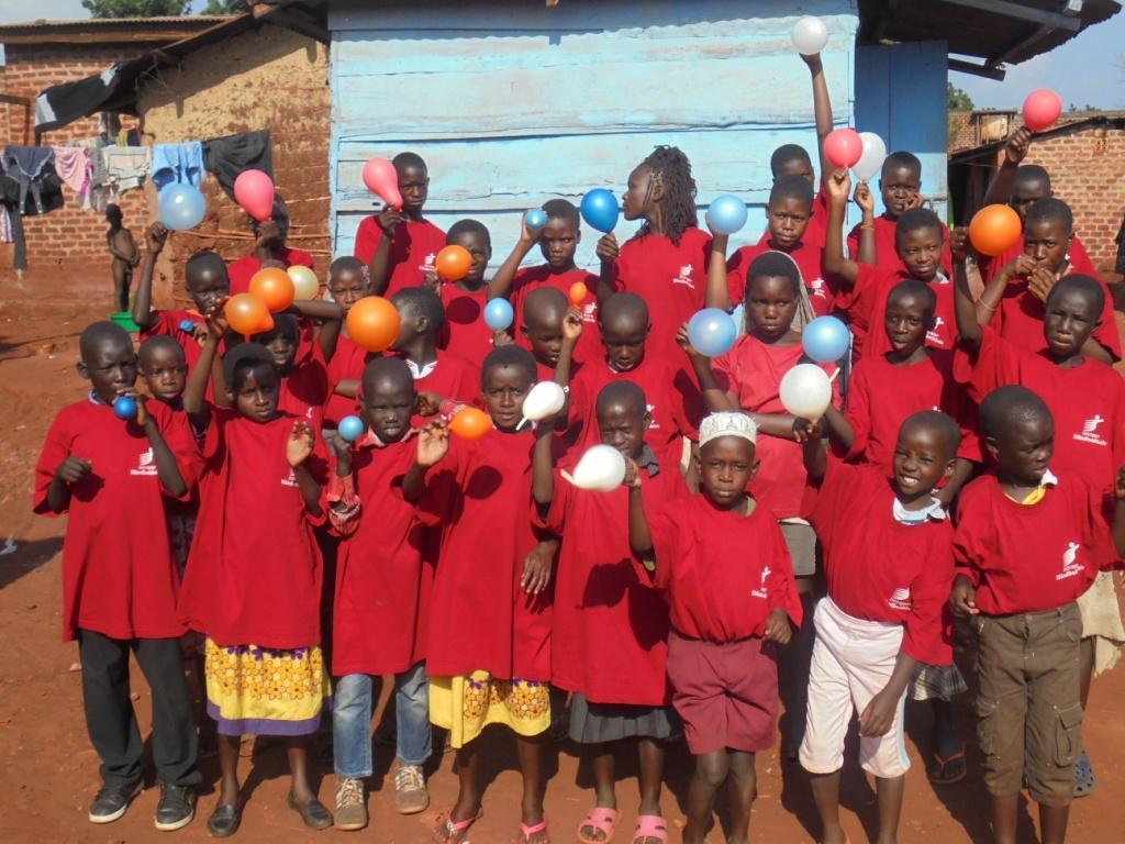 Čestitke i pisma sponzorirane djece iz Afrike