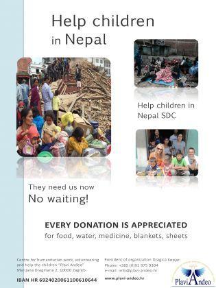 Nepal plakat