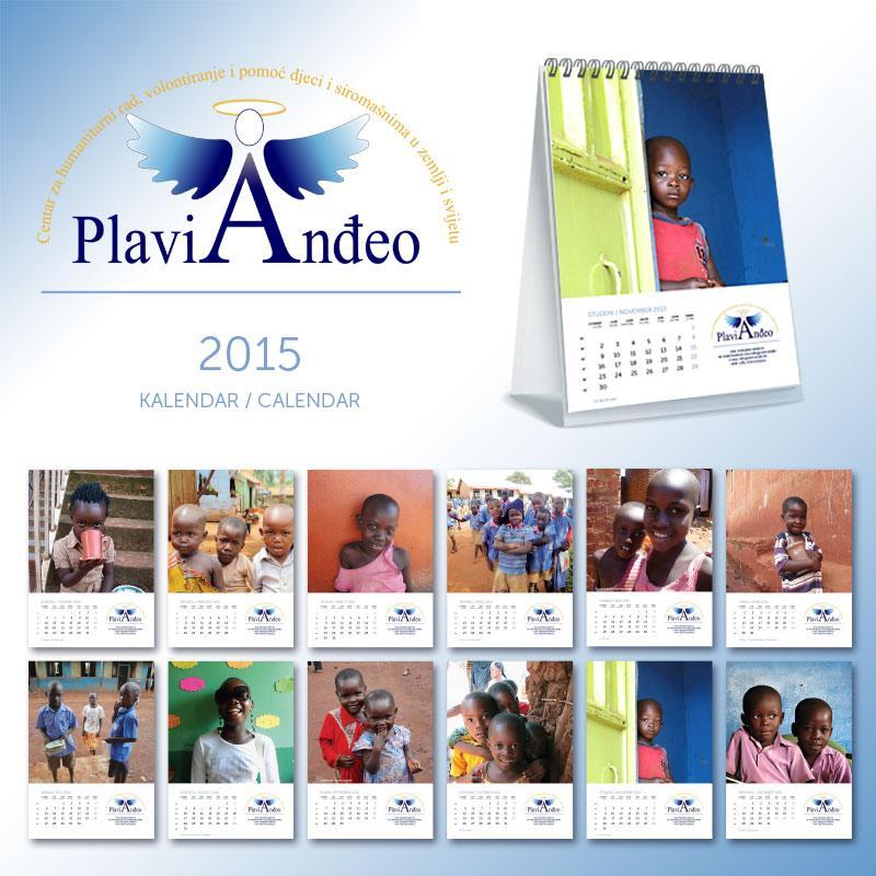 Kalendari i promotivni materijali za 2015